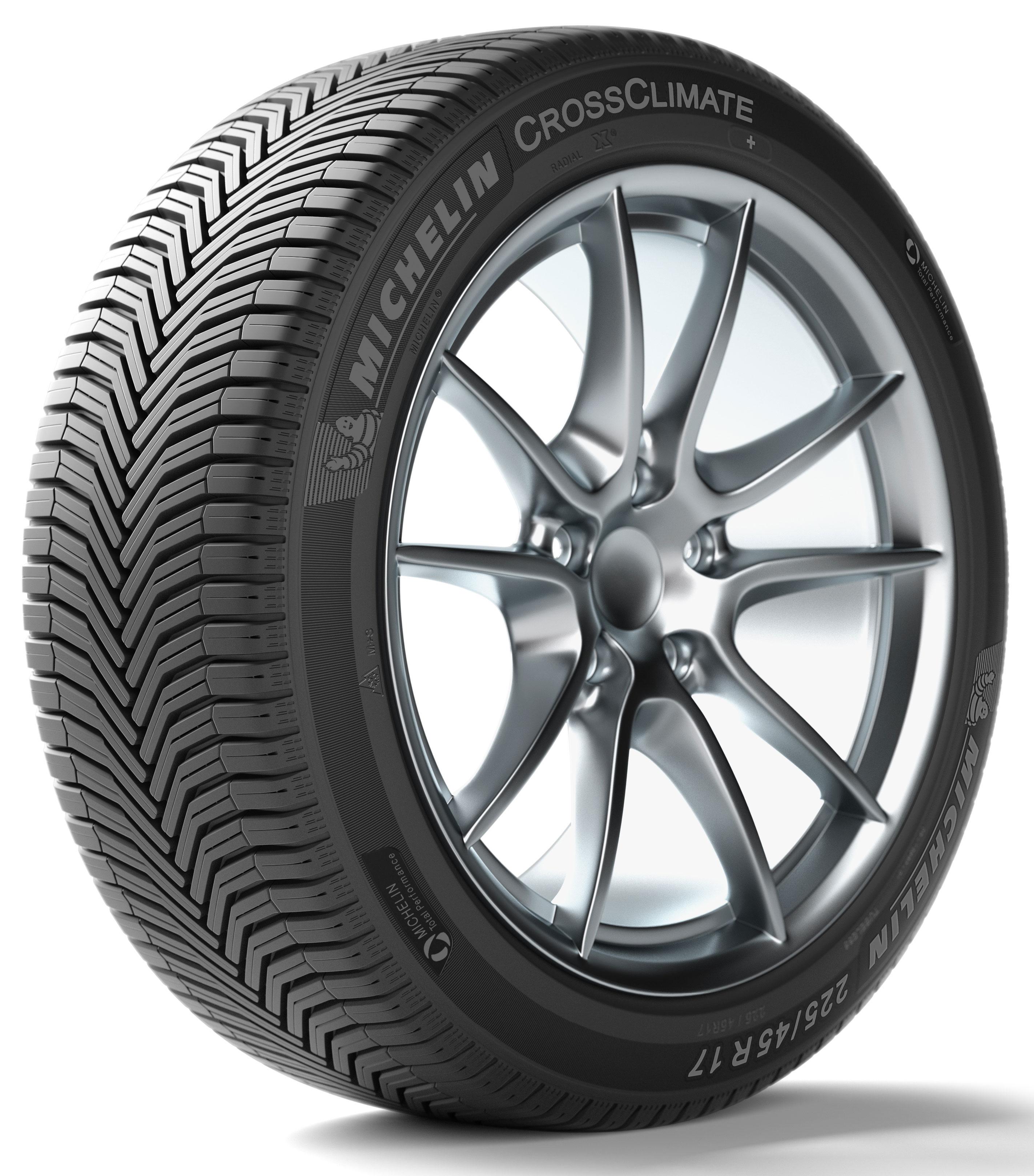 CrossClimate + : le pneu Michelin qui gagne en durabilité !