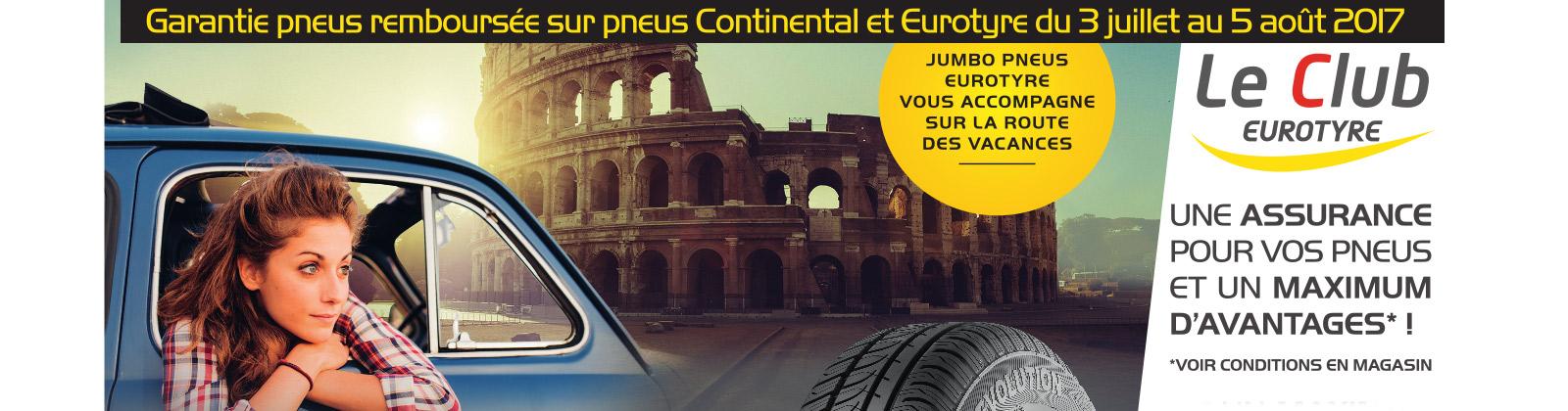 garantie eurotyre continental slide