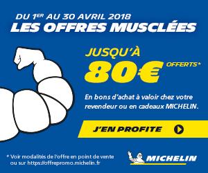 promotion pneu michelin ile de france