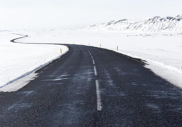 Les pneus hiver obligatoires en France en 2019 ?