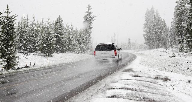 Quand acheter ses pneus hiver ?