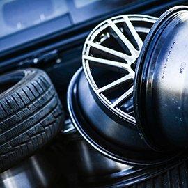 Réparation de pneu