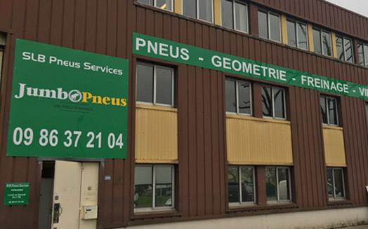 Jumbo Pneus Neuilly sur Marne