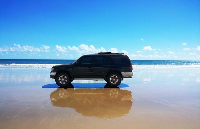 Départ en vacances d'août : pensez à vérifier vos pneus !