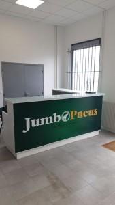Jumbo Pneus 91 LISSES