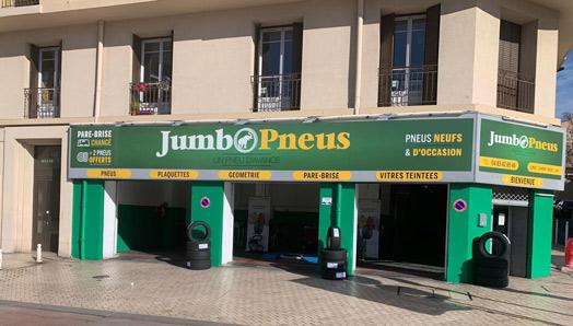 Jumbo Pneus 83 - Toulon
