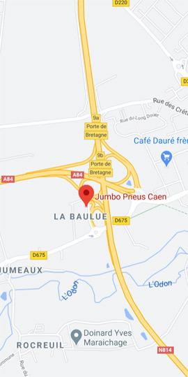 Jumbo Pneus 14 – Caen