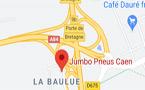 Jumbo Pneus 14 - Caen