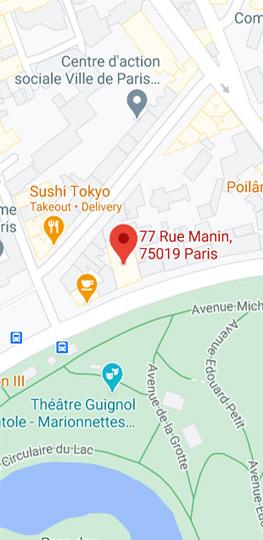 JUMBO PARE-BRISE PARIS 19 – GARAGE RENAULT BUTTES CHAUMONT