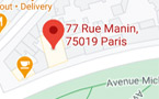 JUMBO PARE-BRISE PARIS 19 - GARAGE RENAULT BUTTES CHAUMONT