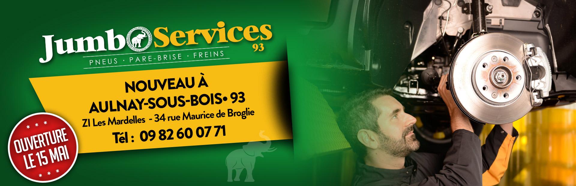 Centre du pneu à Aulnay-sous-Bois 93